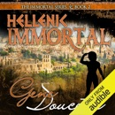Hellenic Immortal: The Immortal Series, Book 2 (Unabridged) MP3 Audiobook