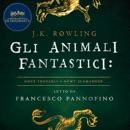 Gli Animali Fantastici: dove trovarli MP3 Audiobook