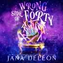 Wrong Side of Forty: Marina at Midlife, Book 1 (Unabridged) MP3 Audiobook