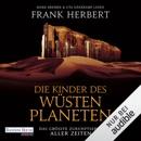 Die Kinder des Wüstenplaneten: Der Wüstenplanet 3 MP3 Audiobook