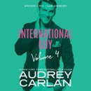 International Guy: Madrid, Rio, Los Angeles: International Guy Volume 4 (Unabridged) MP3 Audiobook