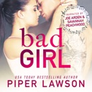 Bad Girl: A Rockstar Romance MP3 Audiobook