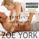 Perfect No Matter What MP3 Audiobook