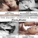 The Escort - Complete Series: Billionaire Bachelors (Unabridged) MP3 Audiobook