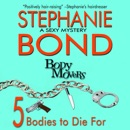5 Bodies to Die For MP3 Audiobook