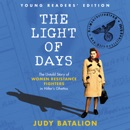 The Light of Days Young Readers' Edition MP3 Audiobook