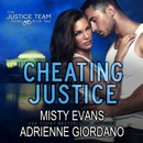 Cheating Justice: An Action-Packed Romantic Suspense Series MP3 Audiobook
