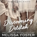 Discovering Delilah: An LGBT Love Story: Harborside Nights, Book 2 (Unabridged) MP3 Audiobook