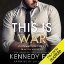 Checkmate: This Is War: The Checkmate Duet, Book 1 (Unabridged) MP3 Audiobook