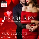 Man of the Month Club: February: A hot shot of romance quickie featuring an opposites attract romance MP3 Audiobook
