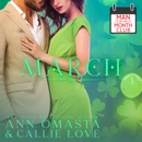 Man of the Month Club: March: A hot shot of romance quickie MP3 Audiobook