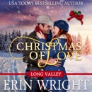 Christmas of Love: A Holiday Western Romance Novel MP3 Audiobook