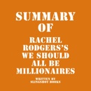 Summary of Rachel Rodgers's We Should All Be Millionaires (Unabridged) MP3 Audiobook
