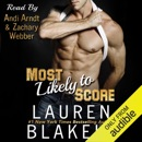 Most Likely to Score (Unabridged) MP3 Audiobook