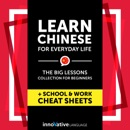 Learn Chinese for Everyday Life: The Big Lessons Collection for Beginners Audiobook (Original Recording) MP3 Audiobook