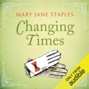 Changing Times: Adams Family, Book 22 (Unabridged) MP3 Audiobook