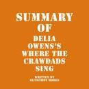 Summary of Delia Owens's Where the Crawdads Sing (Unabridged) MP3 Audiobook