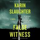 False Witness: A Novel audiobook