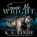 Serves Me Wright (Unabridged) MP3 Audiobook