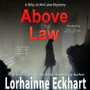 Above the Law: Billy Jo McCabe Mystery, Book 5 (Unabridged) MP3 Audiobook