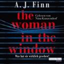 The Woman in the Window - Was hat sie wirklich gesehen? MP3 Audiobook