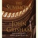 The Summons (Unabridged) MP3 Audiobook