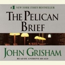 The Pelican Brief (Abridged) MP3 Audiobook