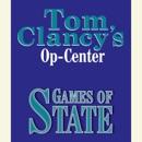 Tom Clancy's Op-Center #3: Games of State (Unabridged) MP3 Audiobook