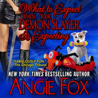 What to Expect When Your Demon Slayer Is Expecting: Biker Witches Mystery, Volume 8 (Unabridged) E-Book Download