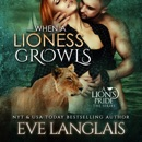 When a Lioness Growls (Unabridged) MP3 Audiobook