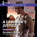 A Lawman's Justice MP3 Audiobook