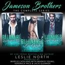 The Jameson Brothers (Unabridged) MP3 Audiobook