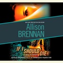 If I Should Die: A Novel of Suspense (Unabridged) MP3 Audiobook