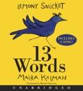 13 Words MP3 Audiobook