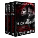 The Adjalane Sheikhs: The Complete Series Box Set (Unabridged) MP3 Audiobook