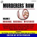 Murderers' Row: Original Baseball Mysteries, Volume 2 (Unabridged) MP3 Audiobook