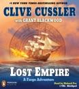 Lost Empire: A Fargo Adventure (Abridged) MP3 Audiobook