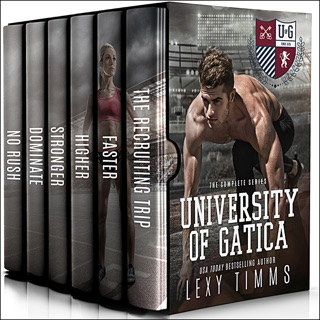 University of Gatica: The Complete Series (Unabridged) E-Book Download
