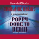 Poppy Done to Death MP3 Audiobook