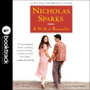 A Walk to Remember MP3 Audiobook