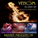 Venom Boxed Set (Vampires and Rock Stars) (Unabridged) MP3 Audiobook
