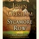 Sycamore Row (Unabridged) MP3 Audiobook