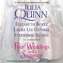 Four Weddings and a Sixpence MP3 Audiobook