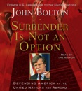 Download Surrender is Not an Option (Abridged) MP3