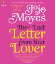 The Last Letter from Your Lover: A Novel (Unabridged) MP3 Audiobook