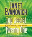 Top Secret Twenty-One: A Stephanie Plum Novel (Unabridged) MP3 Audiobook