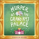 Murder at the Grand Raj Palace MP3 Audiobook