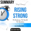 Brené Brown's Rising Strong Summary (Unabridged) MP3 Audiobook