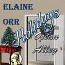 Holidays in Ocean Alley: Special to the Jolie Gentil Series: Jolie Gentil Cozy Mystery Series, Book 9 (Unabridged) MP3 Audiobook