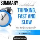 Daniel Kahneman's Thinking, Fast and Slow Summary (Unabridged) MP3 Audiobook